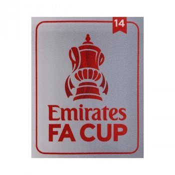 FA Cup Badge (14 CHAMPIONS)