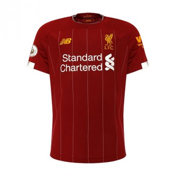 NB LIVERPOOL FC 19/20 HOME SS JERSEY MT930000 w/ CHAMPIONS TROPHY PRINT + EPL CHAMPIONS BADGE (PRE-ORDER)