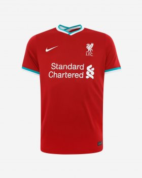 NIKE LIVERPOOL 20/21 (H) S/S YOUTH JSY (PRE-ORDER)