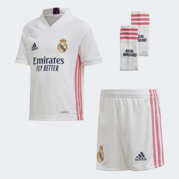 ADIDAS REAL MADRID 20/21 (H) MINI KITS FQ7487