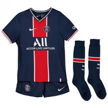 NIKE PSG 20/21 (H) LITTLE KID CD4594-411