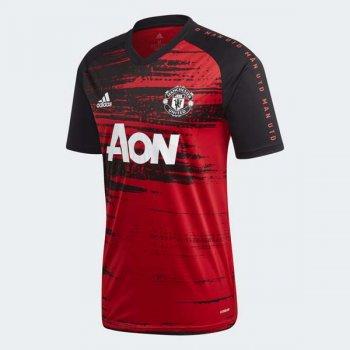 ADIDAS MUFC PRE-MATCH SHIRT FH8551