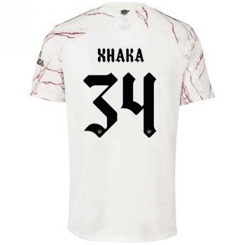 #34 XHAKA