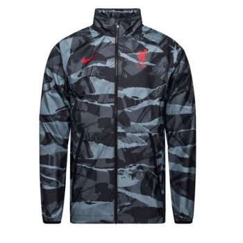 NIKE LIVERPOOL MENS DARL GREY LITE JACKET CZ2776 - 060