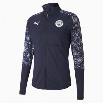 PUMA MCFC STADIUM JACKET W ZIP 758033-09