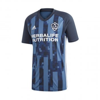 ADIDAS LA GALAXY FC 19/21 H SS DP4836  with nameset