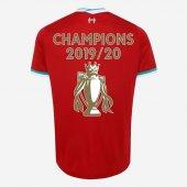 NIKE LFC 20/21 (H) S/S JSY CZ2636-687 w/ 2019-20 champions trophy print