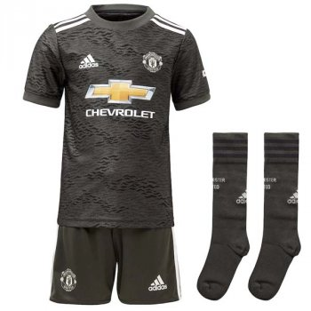 ADIDAS MUFC 20/21 (A) MINI KITS EE2394