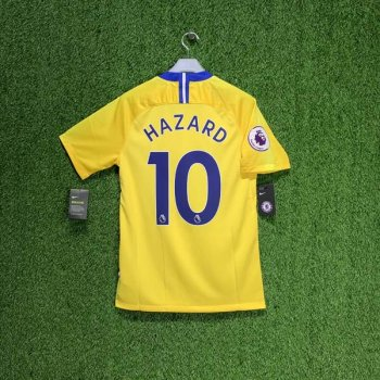 CFC 18/19 (A) S/S JSY 919008-720 w/ NAMESET (#10 HAZARD) + BADGE