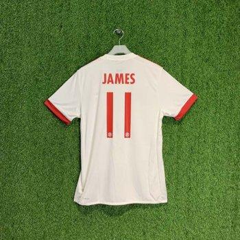 ADIDAS FCB 17/18 UCL S/S JSY CD6588 w/ NAMESET (#11 JAMES)