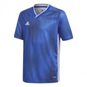 Adidas Tiro 19 Jersey Youth Blue DP3179
