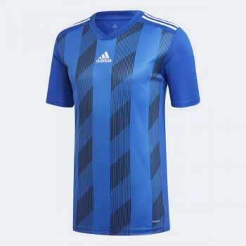 Adidas Striped 19 Jersey - Blue DP3200