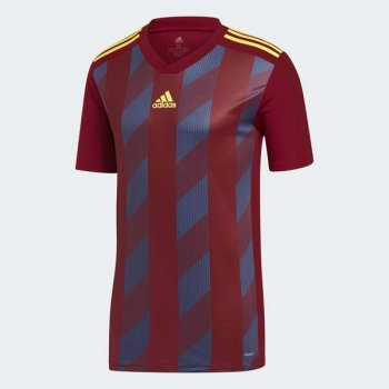 Adidas Striped 19 Jersey - Burgundy DP3203