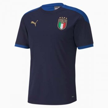 PUMA FIGC ITA 2020 TRAINING JSY - PEACOAT 757219-04