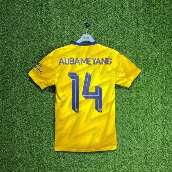 Adidas Arsenal FC 19/20 (A) S/S JSY EH5635 with #14 nameset