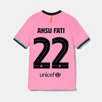 #22 ANSU FATI