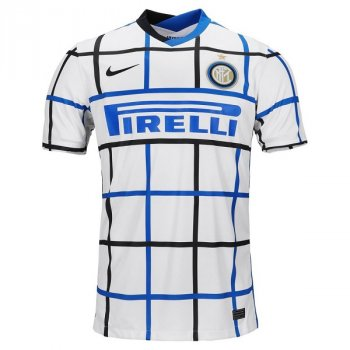 NIKE INTER 20/21 (A) S/S STAD JSY CD4239-101 w/ NAMESET