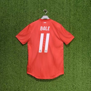 REAL MADRID 18/19 3RD PLAYER JSY w/ NAMESET (#11 BALE)