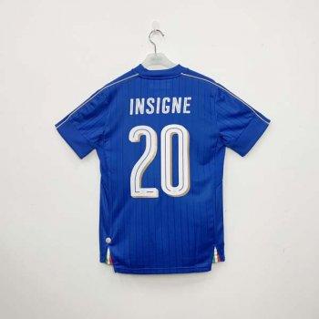 PUMA FIGC Italia 16-17 (H) Shirt 748933-01 w/ NAMESET (#20 INSIGNE)
