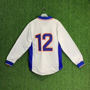 NIKE HOLAND 1997 (3RD) L/S JSY w/ NUMBER (#12 OVERMARS)