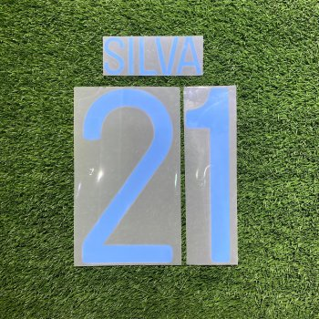 Manchester City 2012 (3RD)  Nameset*只供收藏*