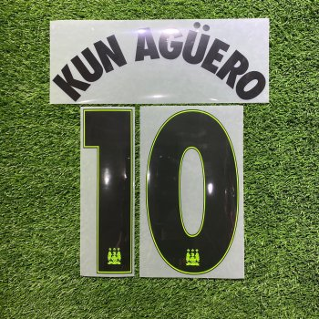 Manchester City 2015 (3RD) Nameset