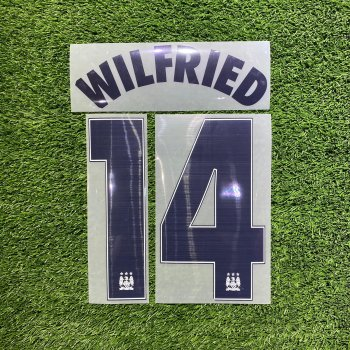Manchester City 2015 (H) Nameset*