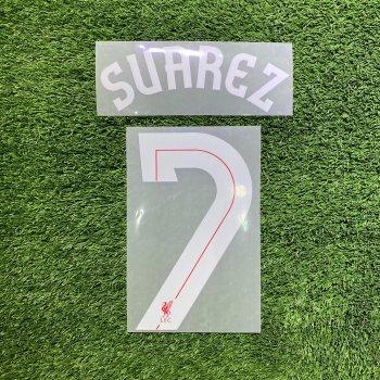 Liverpool 2010-2018 (H) Nameset
