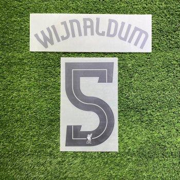 Liverpool 2010-2018 (A) Nameset