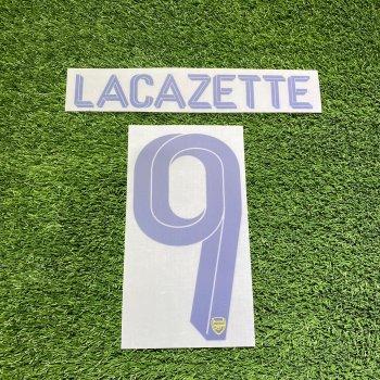 Arsenal 19/20(A) Nameset