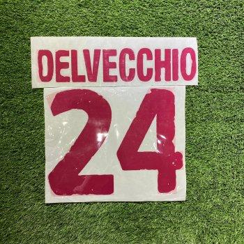 Roma 2000 (A) NAMESET #24 DELVECCHIO
