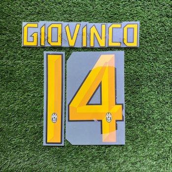 Juventus 2010(H) Nameset *只供收藏*