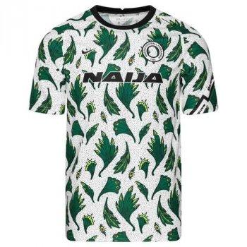 NIKE NIGERIA 2020 PRE MATCH JSY CT4244-100