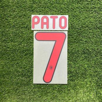 AC Milan 11/12 (A) Nameset*只供收藏*