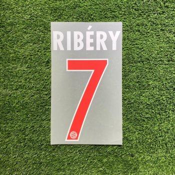 FC Bayern Munich 13/14 (3RD) Nameset *只供收藏*