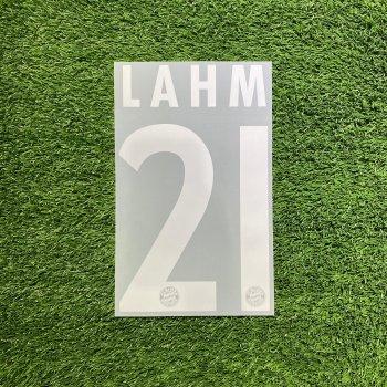 FC Bayern München 12/13  (3RD) Nameset *只供收藏*