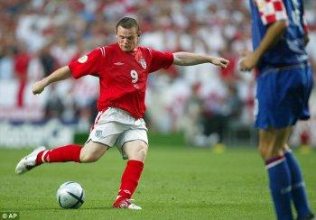 ENGLAND  2004 (A) SHORTS