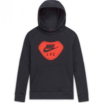 NIKE LFC YOUTH FLEECE HOODIE CZ3362-010