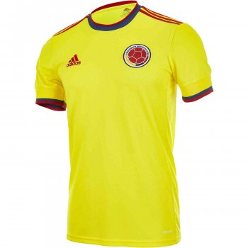 ADIDAS COLOMBIA  2020 HOME JERSEY FT1475