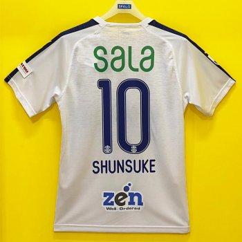 PUMA JUBILO 盤田山葉 19 (A) with name set #10 SHUNSUKE