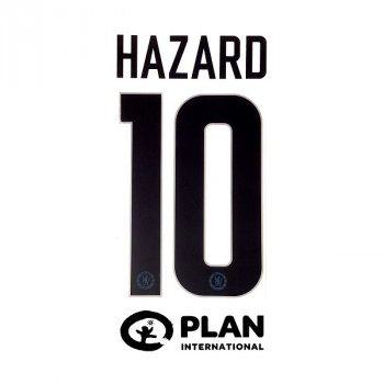 CFC 18/19 3RD A BLK #10 HAZARD + BACK SPONSOR