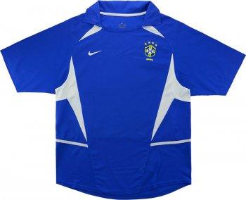 Nike National Team 2002 Brazil (Away) S/S