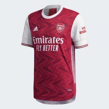 Adidas Arsenal FC 20/21 (H) AUTHENTIC SS JSY FH7815 w/ EPL NAMESET
