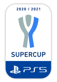 2020/21 ITALIAN SUPER CUP Badge