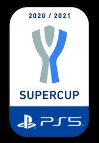 2020/21 ITALIAN SUPER CUP Badge