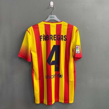 FCB 13/14 (A) SS 532823-703 w/ NAMESET (#4 FABREGAS)