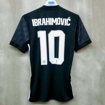 ADIDAS MUFC 17/18 (A) S/S JSY BS1217 w/ NAMESET (#10 IBRAHIMOVIC)