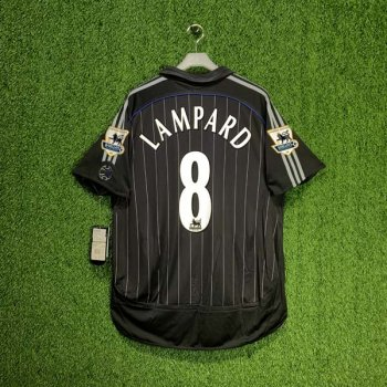 CHELSEA 06/07 (3RD) S/S 061079 w/ NAMESET (#8 LAMPARD) + EPL BADGE