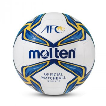 MOLTEN AFC OFFICIAL MATCH BALL F4V1710-A  (SIZE 4 )
