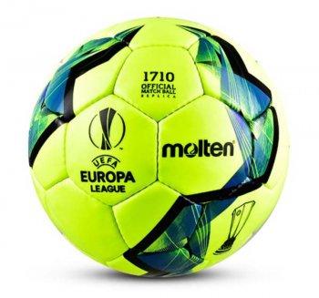 MOLTEN UEFA BALL F5U1711 YELLOW